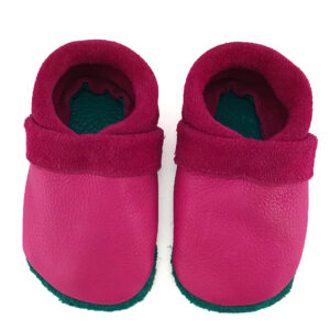 Kyklamino Corfoot Handmade leather baby shoes